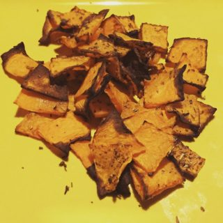 Chips de Abóbora Provence