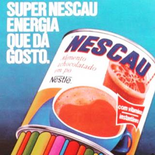História do Nescau