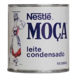 Historia do Leite Moça no Brasil